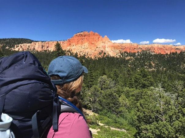 Backpacking Bryce Canyon National Park