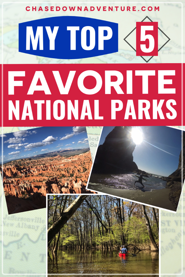 my favorite national parks