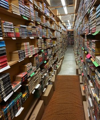 Chamblin Bookmine: Our Favorite Jacksonville Rainy Day Hideout